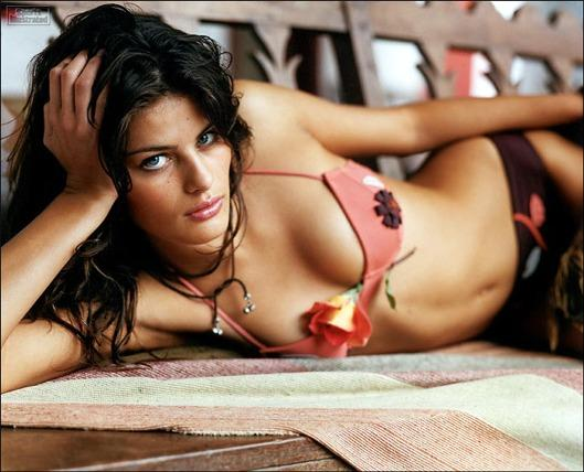 Isabeli Fontana Hot Picture